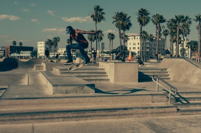 My own summer - Skateboard